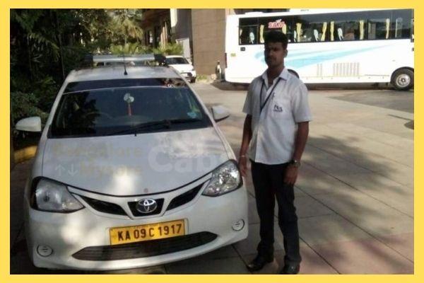 Bangalore to Mysore Cab
